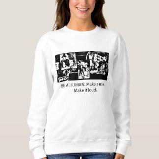 Seien Sie ein menschliches Shirt