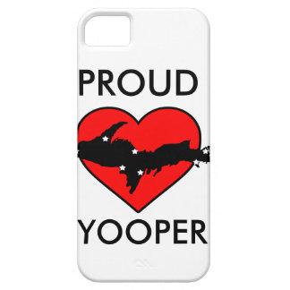 Seien Sie ein stolzes Yooper! iPhone 5 Hülle