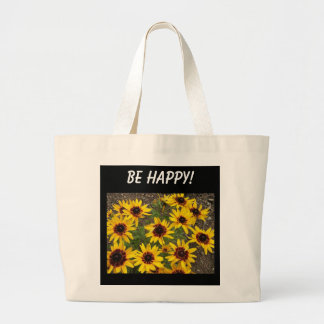 Seien Sie glücklich! Tragetaschen