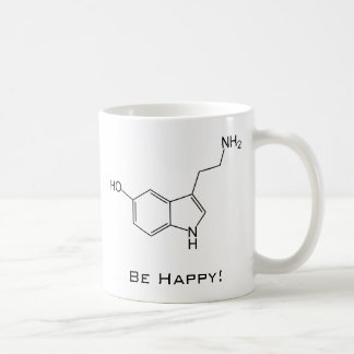 Seien Sie glücklich! Tasse
