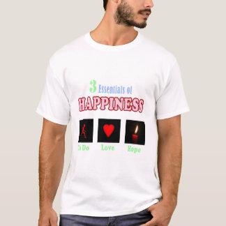 Seien Sie glückliche Bilder T-Shirt