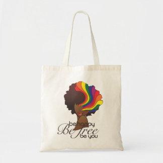 Seien Sie glückliche Tasche