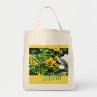 Seien Sie glückliche Tasche! Tragetasche