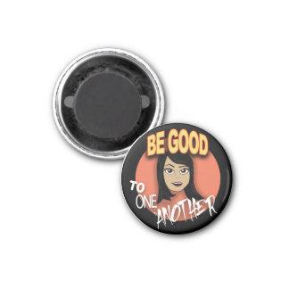 Seien Sie guter Magnet