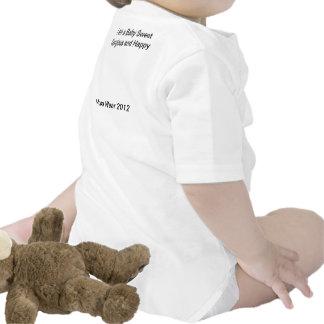 Seien Sie höfliches Baby Tshirt