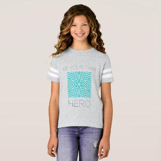 Seien Sie Ihr eigenes Held-T-Stück T-Shirt