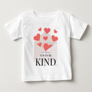 Seien Sie immer nett Baby T-shirt
