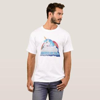 Seien Sie immer Sie Unicorn-Shirt T-Shirt