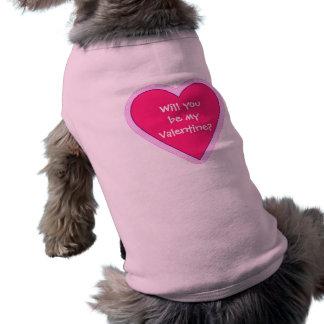 Seien Sie mein Valentinsgruß Top
