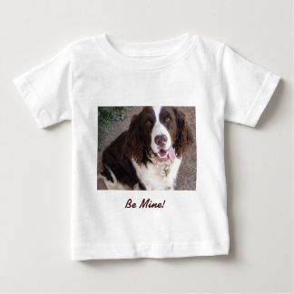 Seien Sie meine!  Ständig! Baby T-shirt