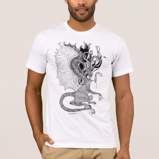 SEIEN SIE MUTIG! DRACHE T-Shirt