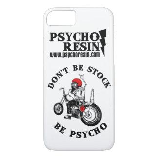 Seien Sie nicht auf lager, ist PSYCHISCH! iPhone iPhone 8/7 Hülle