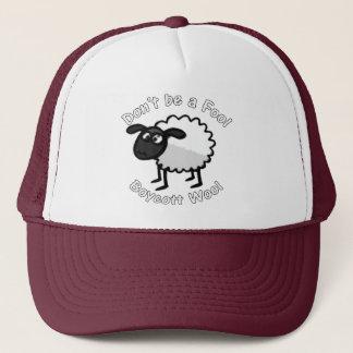 Seien Sie nicht ein Dummkopf-Hut Truckerkappe