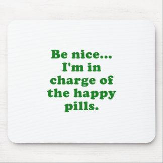 Seien Sie Nizza Im verantwortlich für die Mauspad