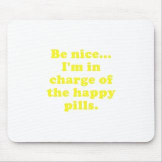 Seien Sie Nizza Im verantwortlich für die Mousepad