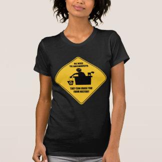 Seien Sie Nizza zu den Archivaren T-Shirts