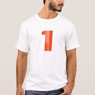 Seien Sie NR. EINE - behalten Sie rechte T-Shirt
