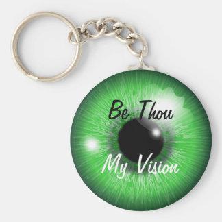 Seien Sie Tausend meine Vision Schlüsselanhänger