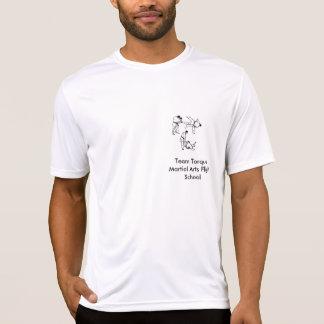 Seien Sie von der Landung aufmerksam T-Shirt