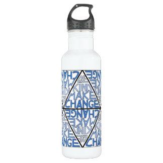 Seien Sie vornehmen Änderung - Trinkflasche