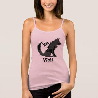 seien Sie Wolf Tank Top