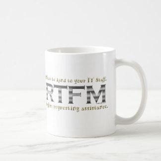 Seien Sie zu ES Personal nett Kaffeetasse