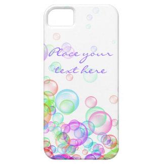 Seifenblasen iPhone 5 Schutzhülle