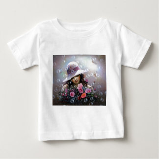 Seifenblasenmädchen - Rose Sharon des Liedes Baby T-shirt