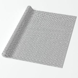 Seigaha japanisches Muster-Packpapier Geschenkpapier