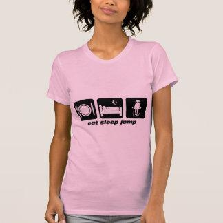 Seilspringen T-Shirt