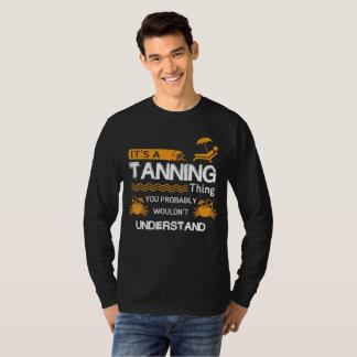 Sein bräunender T - Shirt Sache A