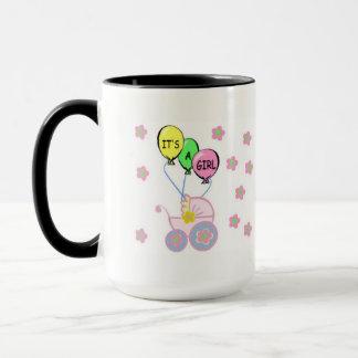 Sein ein Baby Tasse