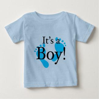 Sein ein Junge - Baby, neugeboren, Feier Baby T-shirt