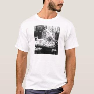 Sein Golf-Traum ist ihr Vintager Golf-Albtraum T-Shirt