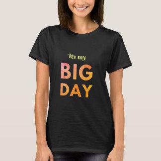 Sein mein großes T-Shirt