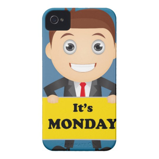 Sein Montag iPhone 4 Cover