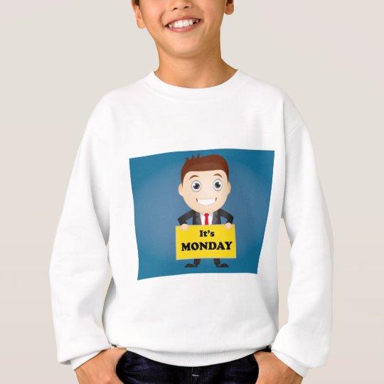 Sein Montag Sweatshirt