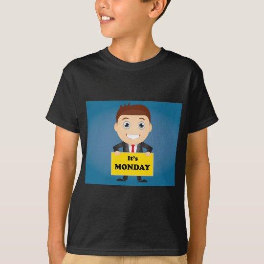 Sein Montag T-Shirt