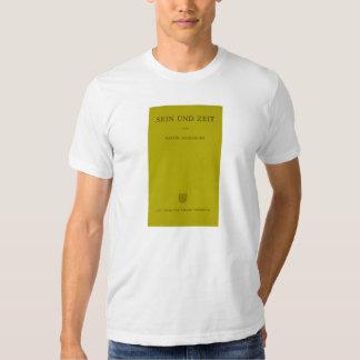 Sein Und Zeit/Sein und Zeit Heidegger Gelb Hemd