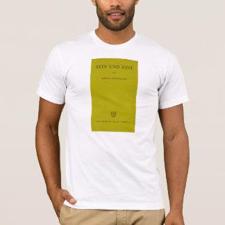 Sein Und Zeit/Sein und Zeit Heidegger Gelb T-Shirt
