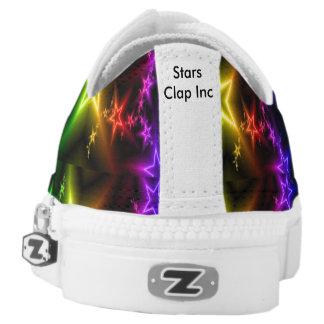 Seine nicht coole Sterne Zipz niedrigen Niedrig-geschnittene Sneaker