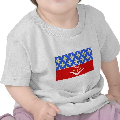 Seine-Saint-Denis, Frankreich T Shirts