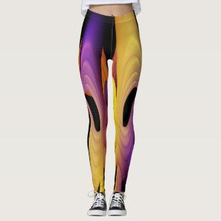 Seismische Muskeln Leggings