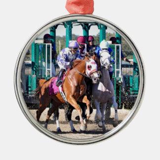 Seite McKenny - PA-Meister-Stangen Silbernes Ornament