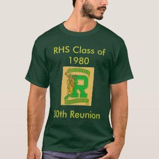 Seiten-Klasse von 1980 T-Shirt