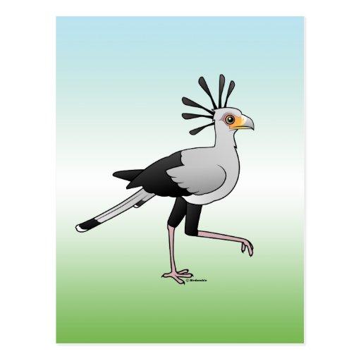 sekretär vogel schlange