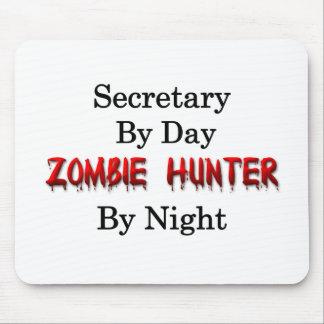 Sekretär-/Zombie-Jäger Mousepad