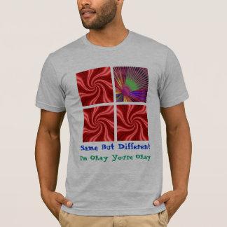 SELBEN ABER UNTERSCHIEDLICH T-Shirt