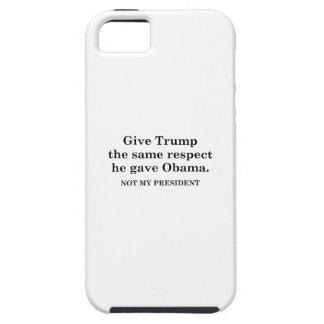 Selben respektieren tough iPhone 5 hülle