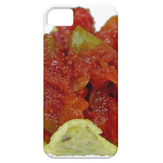 Selbst gemachte Salsa iPhone 5 Etui